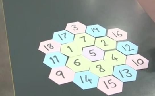 Magichexagon